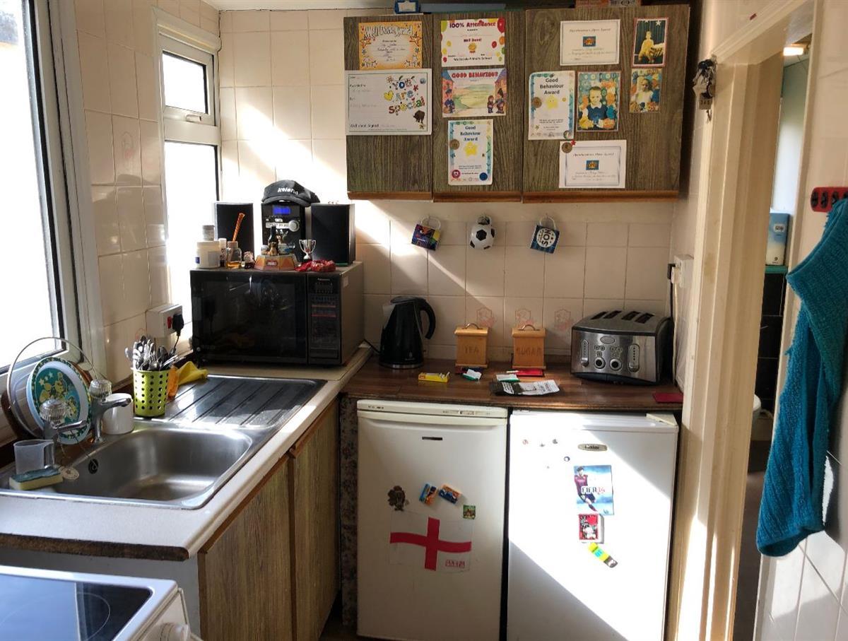 Kitchen of maisonette